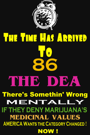 Why The DEA keeps Lying to America !