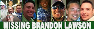 Missing Brandon Lawson