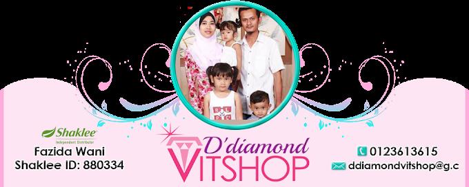 Tempahan Design Header: Blog D'diamond Vitshop