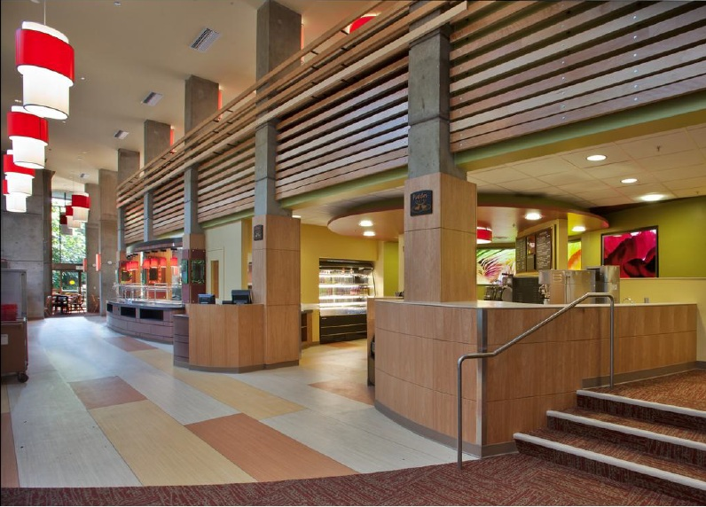 Barnhart Dining Center Renovation   Robertson/Sherwood/Architects Pc (photo  By Jamie Forsythe)