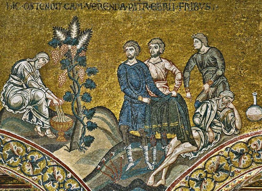 noe primul viticultor