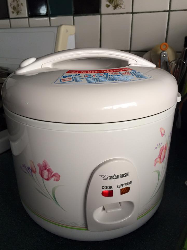 pearl couscous rice cooker