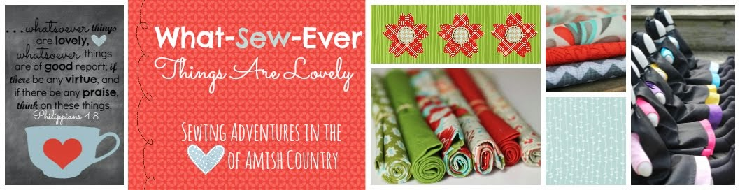 What-Sew-Ever Things Are Lovely