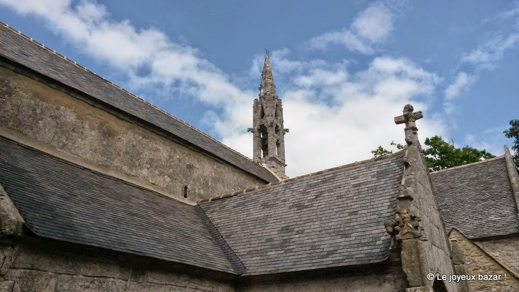 Benodet - chapelle du Perguet