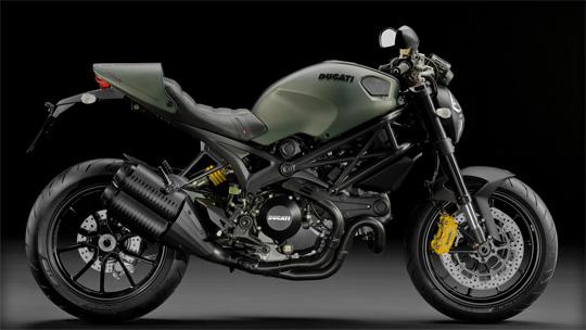 Diesel x Ducati Monster 2