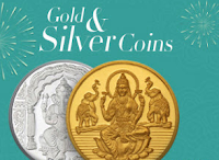 Buy Gold & Silver Coins at Best Price