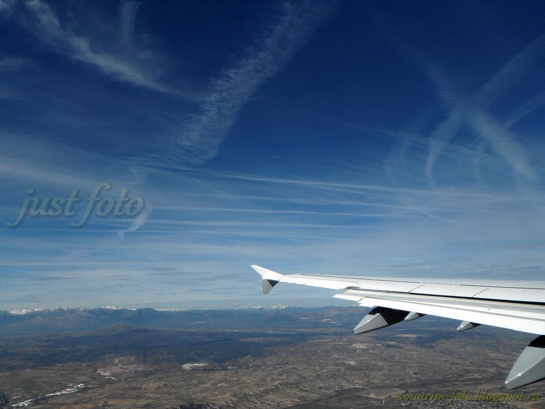 Небо над Мадридом
