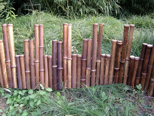 Bamboo Garden Fencing3. Bamboo Garden Fencing