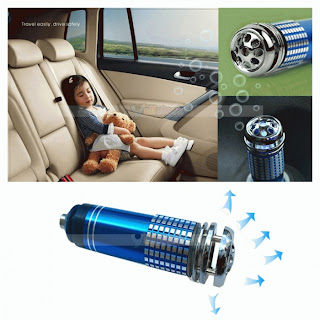 Mini ionizer Mobil