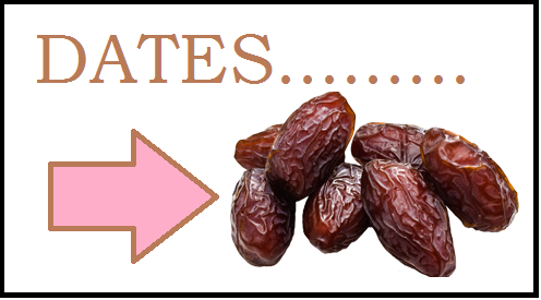 Health advantages of feeding Dates