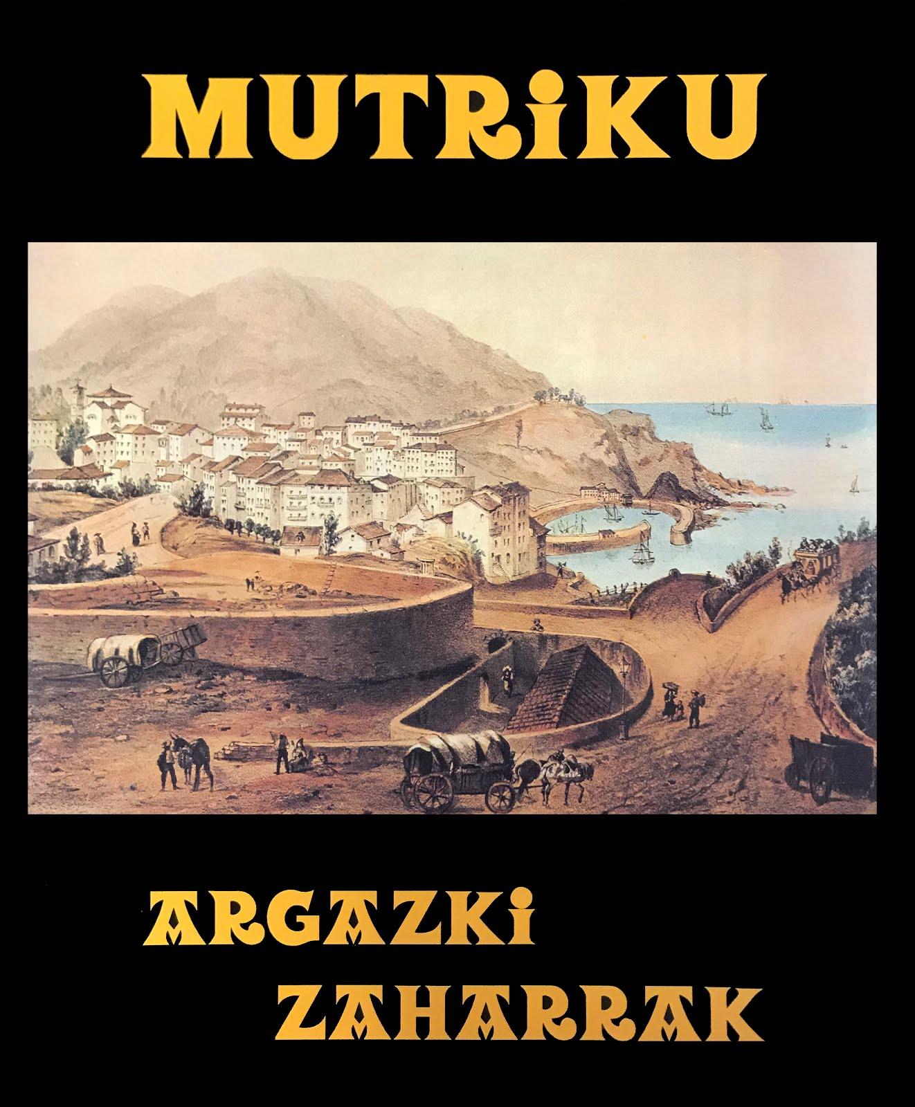Mutriku - Argazki zaharrak
