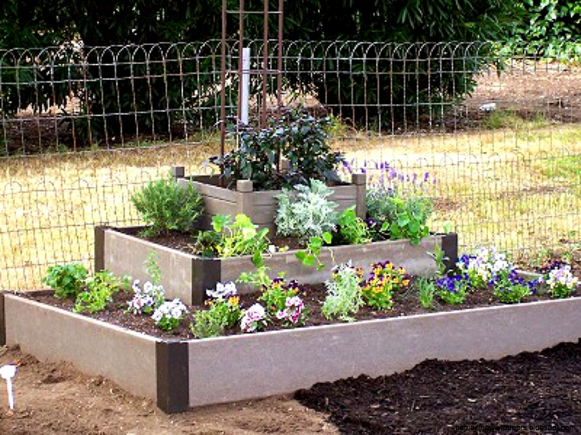 Raised Bed Gardens  DIY Garden Projects  Vegetable Gardening
