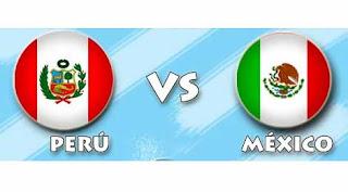 Peru vs Meksiko