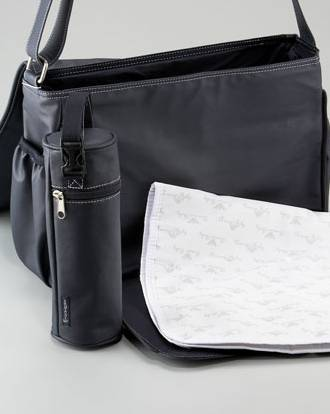 Designer Baby: An Affordable Designer Diaper Bag from Armani Junior