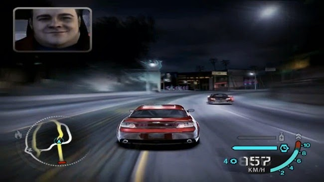 Need For Speed Carbon PC Gameplay
