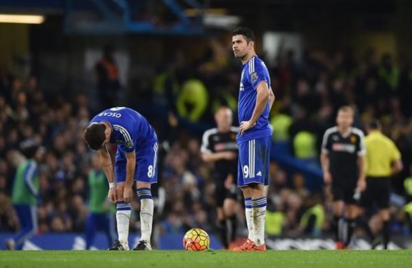 Chelsea 2 x 2 Watford - Premier League 2015/16