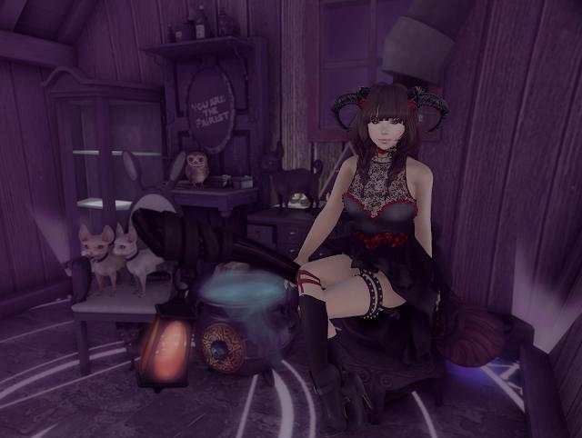 « under my spell~ »