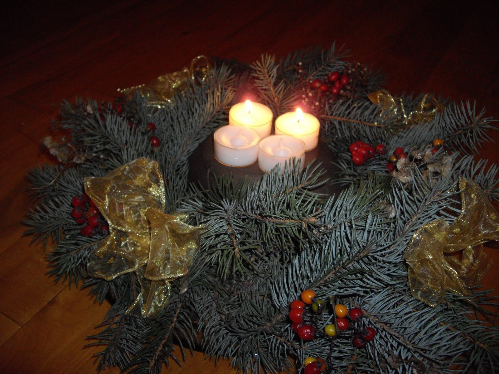 Ive Been Told That Advent Wreaths Are A Catholic Tradition In Many Countries But Latvia Everyone Pretty Much Just Gets Them Regardless Of Their