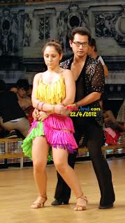 Bước Nhảy Hoàn Vũ 2012 [Tuần 5 - 22/04/2012] VTV3 Online