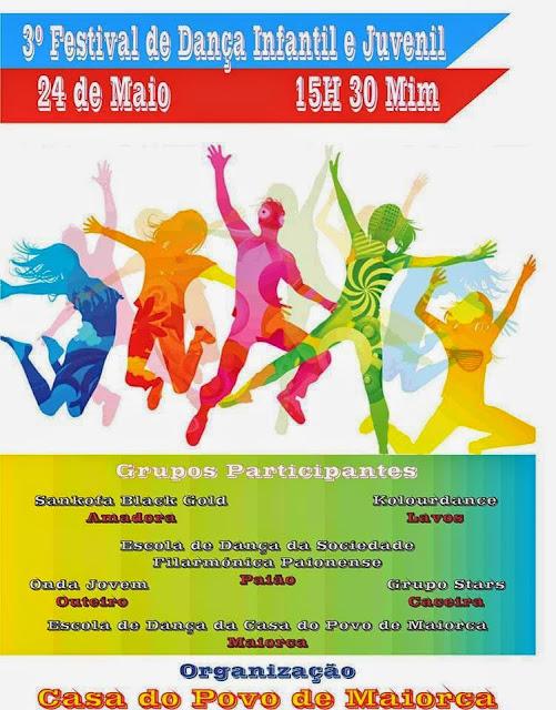 3º Festival de Dança Infantil/Juvenil