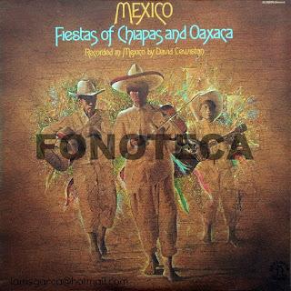 MÉXICO FIESTAS OF CHIAPAS AND OAXACA