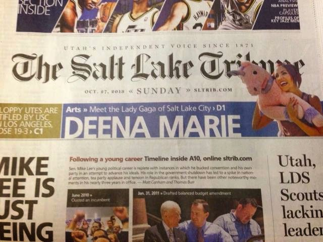 Salt Lake Tribune