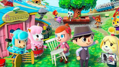 Animal Crossing - Socialize