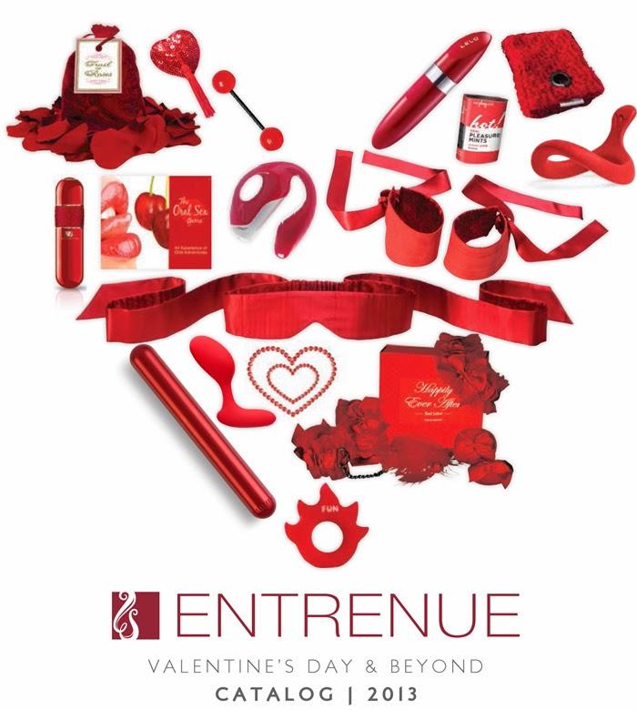 Entrenue's Valentine Catalog 2013