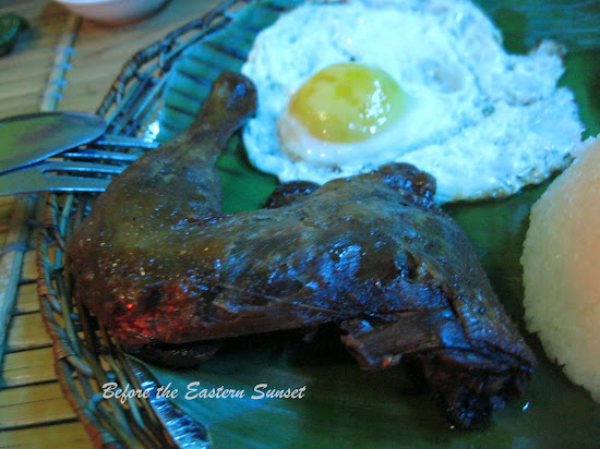 Chub's chicken inasal