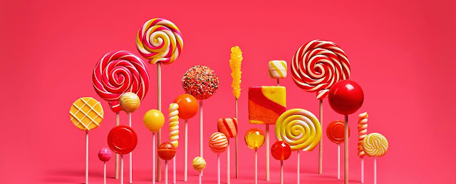 android lollipop for sony xperia line
