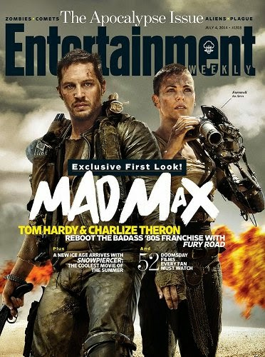 Entertainment Weekly, The Apocalypse Issue cover