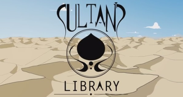 Sultan's Library Interview