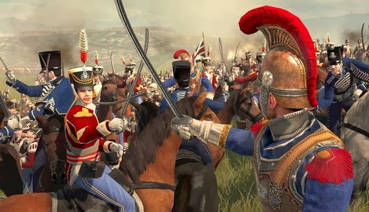 Gameplay Napoleon: Total War