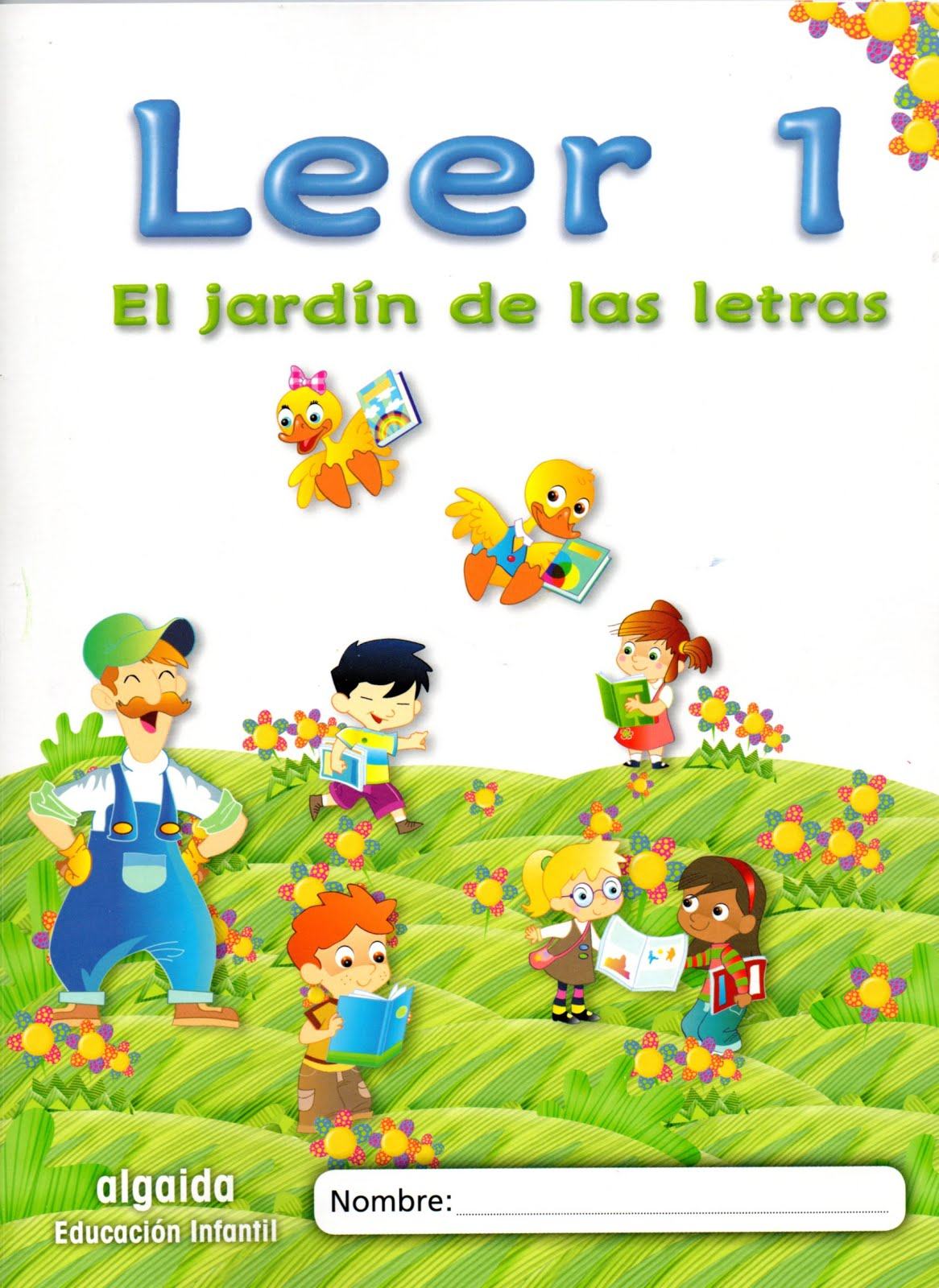 EL JARDÍN DE LAS LETRAS