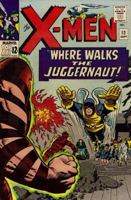 X-Men #13, the Juggernaut