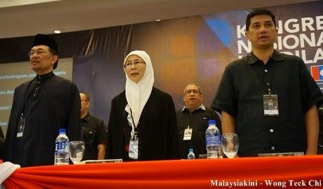 Setiausaha Agung PAS bohong Tiada nama dari ADUN PKR yang diserah PAS kepada Istana sebenarnya