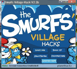 Smurf's Village Android Hack April 2013[Undected]