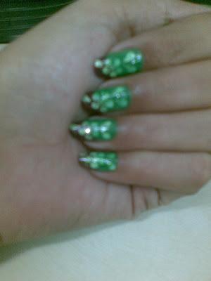 creative nail art by pari sangha