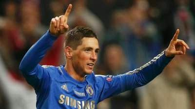 Fernando Torres to Tottenham