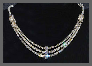 Diamond Necklace Design