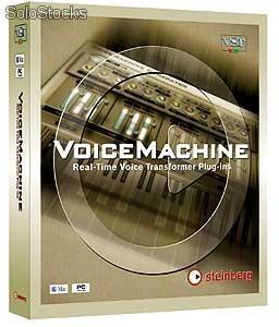 steinberg voice machine