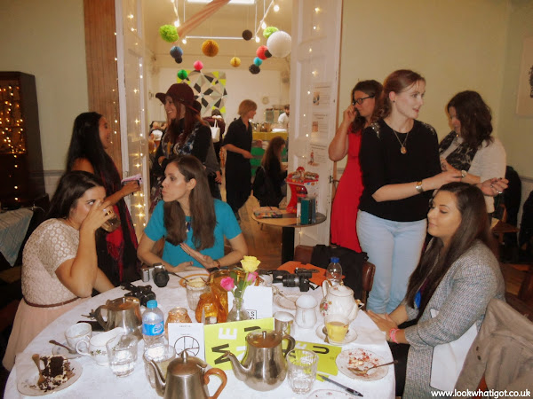 LIFESTYLE| BLOGGERS TEA PARTY