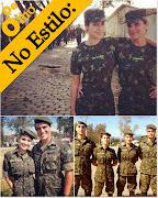 Flávia Alessandra e Fernanda Paes Leme serão as tenentes Érica e Márcia na .