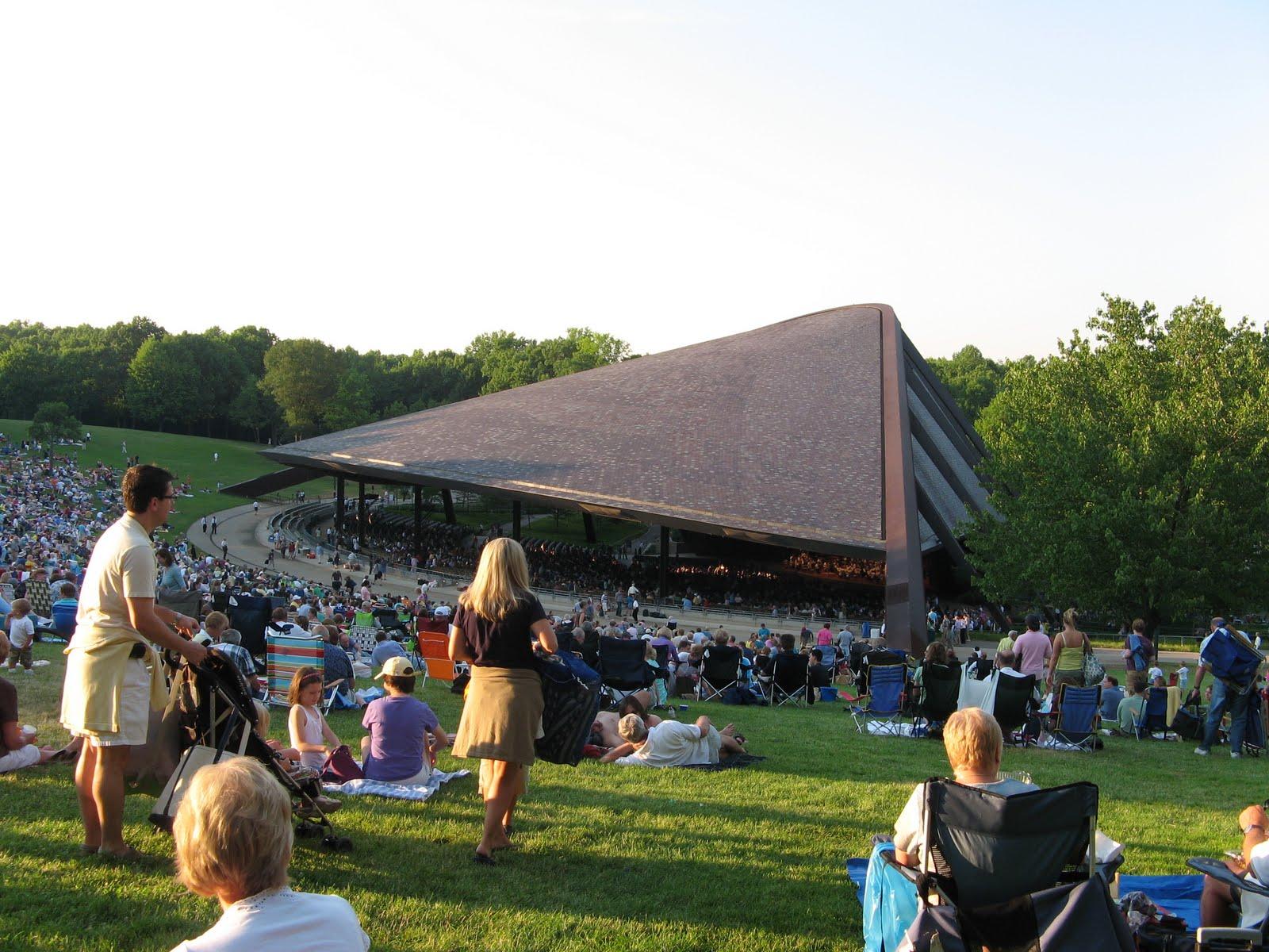 blossom music festival ohio