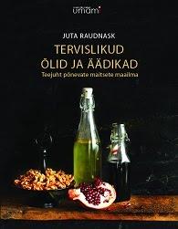 """Umami raamat """"TERVISLIKUD ÕLID JA ÄÄDIKAD"""" on nüüd saadaval!"""