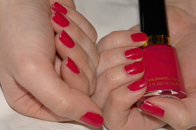 Also, OPI has a Cocoa Cola Red that is beautiful & has the 50's Coke vibe