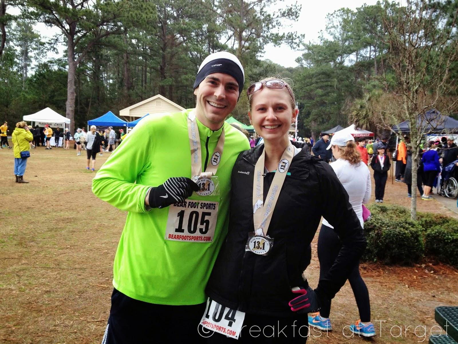 hilton head half marathon