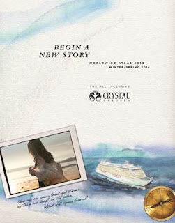 Crystal Cruises 2013/2014 Cruise Atlas