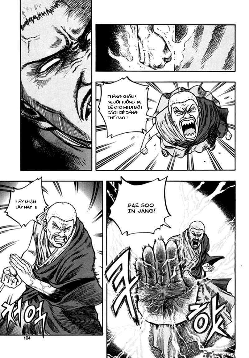 TruyenHay.Com - Ảnh 14 - Monk! Chap 19