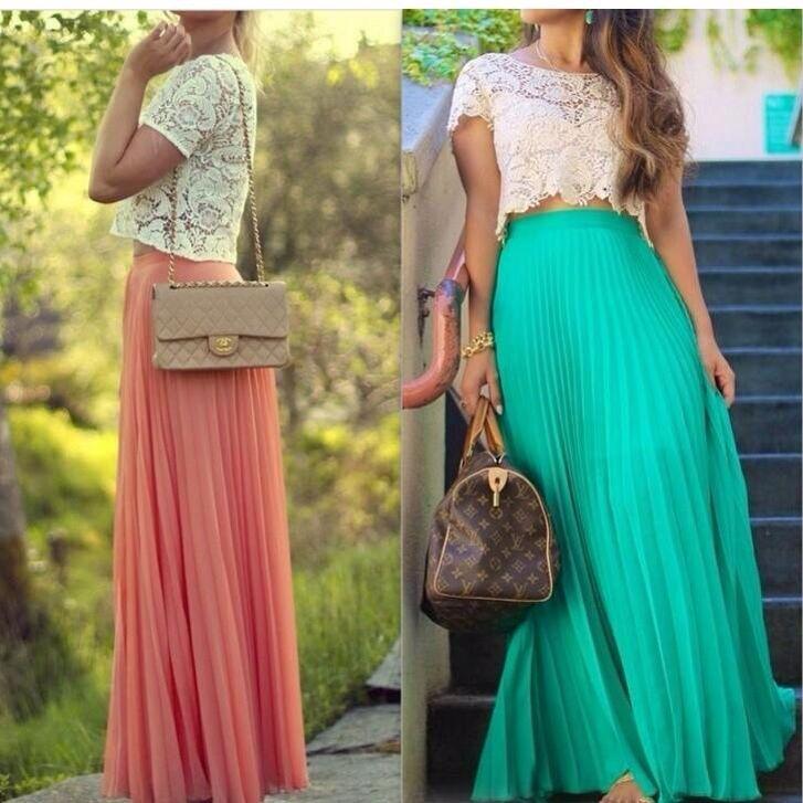 El escondite de alba faldas largas temporada primavera verano jpg 727x727  Modelos de faldas 2015 noche 594c9ad9c2ec